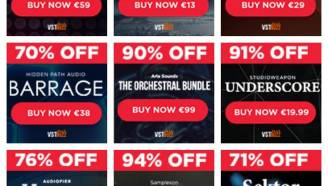Deal: Synthetic Soundtracks Bundle by UEBERSCHALL 80% OFF