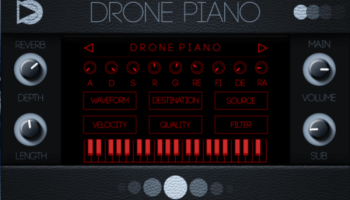SampleScience released Room Piano for free
