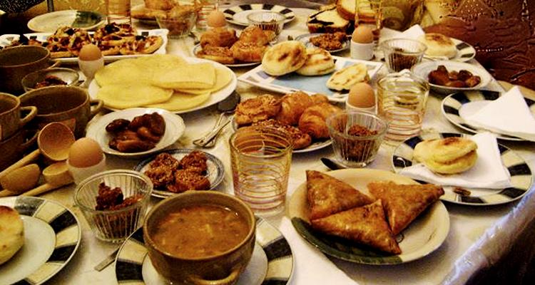 فطور رمضان صحي