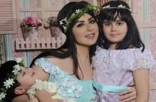 بالفيديو.. #حليمة_بولند تصور ابنتيها ماريا وكاميليا في الاستراحة مع زوجها لأول مرة