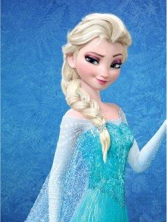 Картинка Холодное сердце (Frozen) 240x320 - Скачать на ...