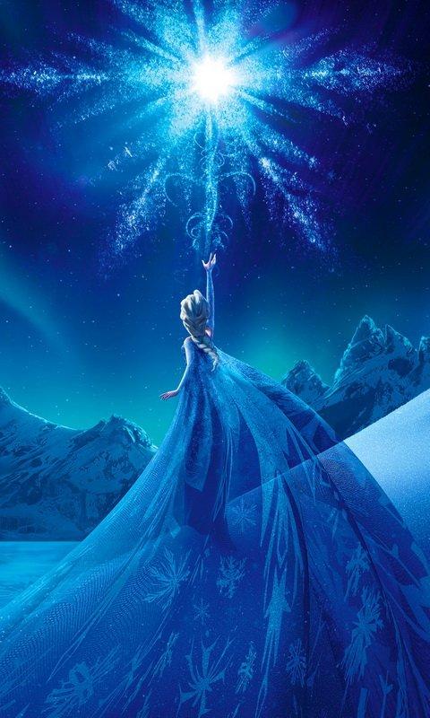Картинка Холодное сердце (Frozen) для мобильного телефона ...