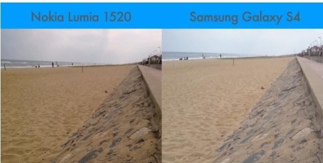 Lumia 1520 camera