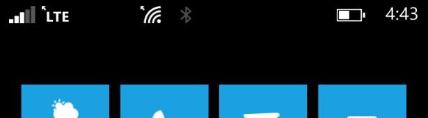 Lumia arrow