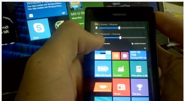 Lumia 520 wp8.1