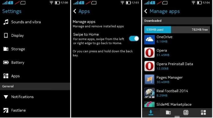 Nokia X app1