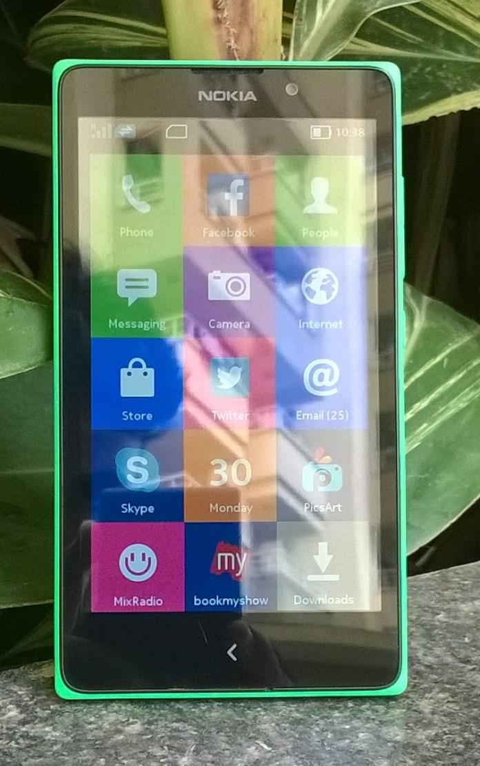 Nokia Xl 1