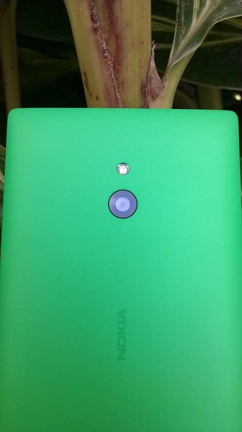 Nokia Xl cam