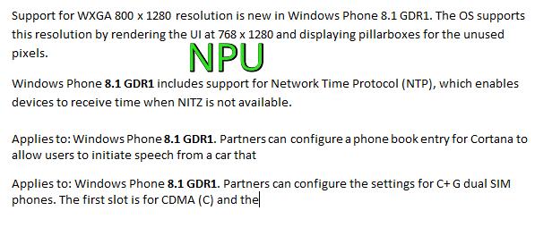 WP8.1 GDR1