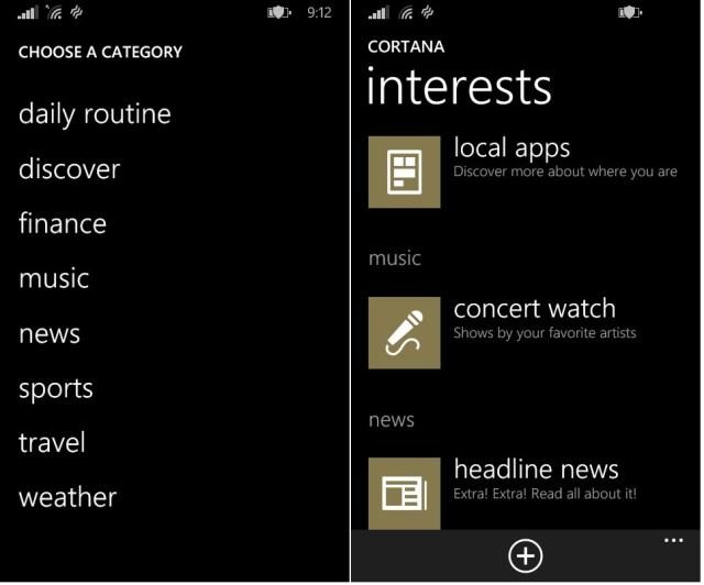 Cortana Music