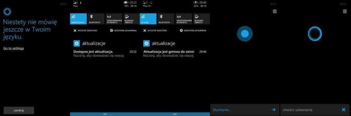 Polish Cortana