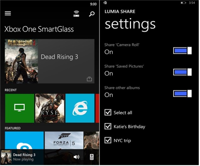 SmartGlass Share