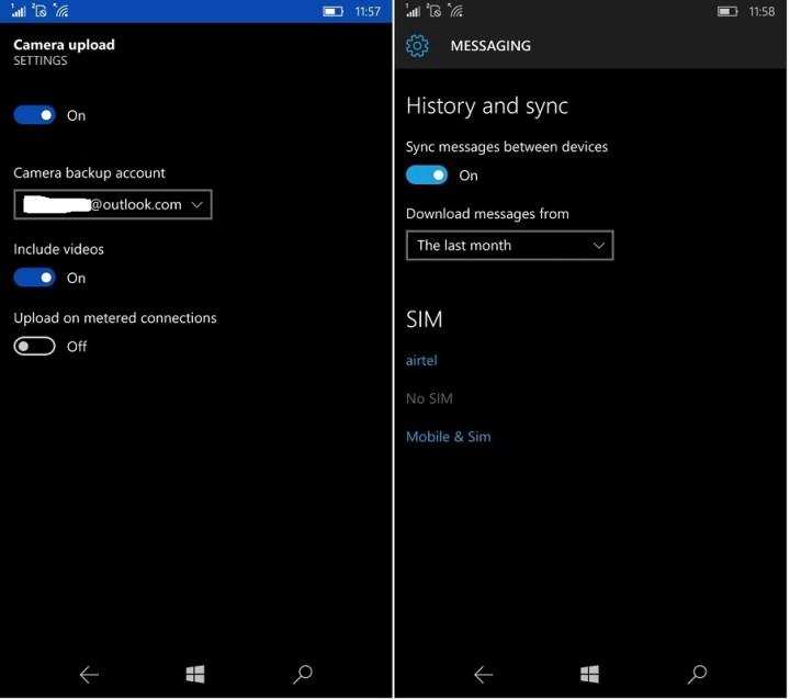 Windows 10 Mobile Backup 2