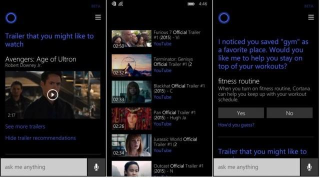 Cortana new