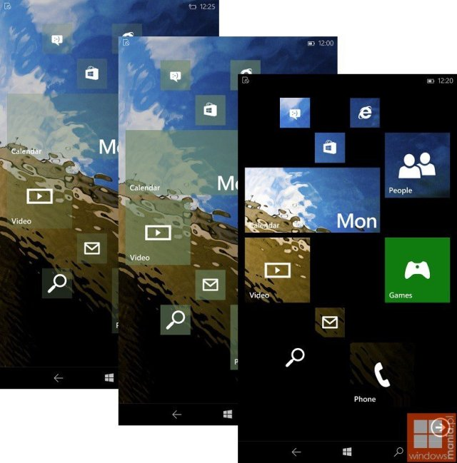 windows10_Live Tiles