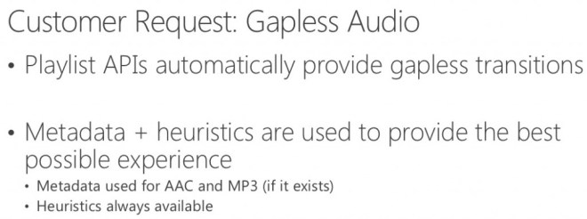 gapless 2