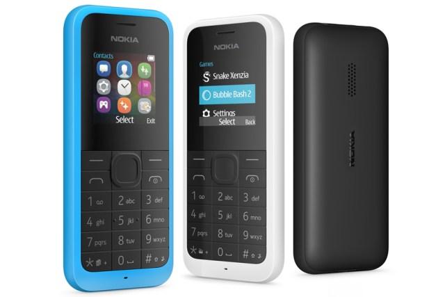 Nokia_105_cyan-white-black