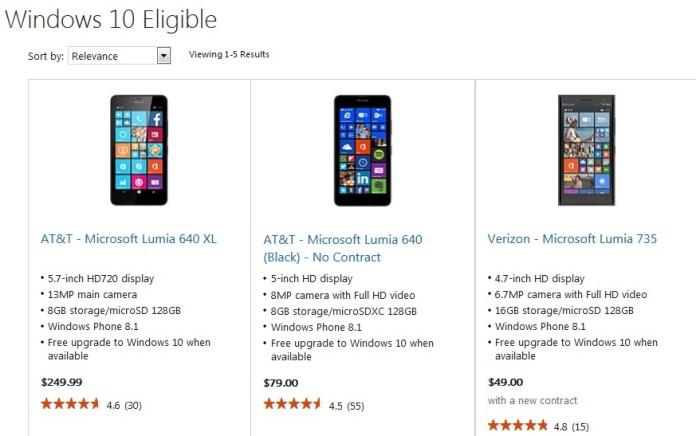 Windows 10 Eligible