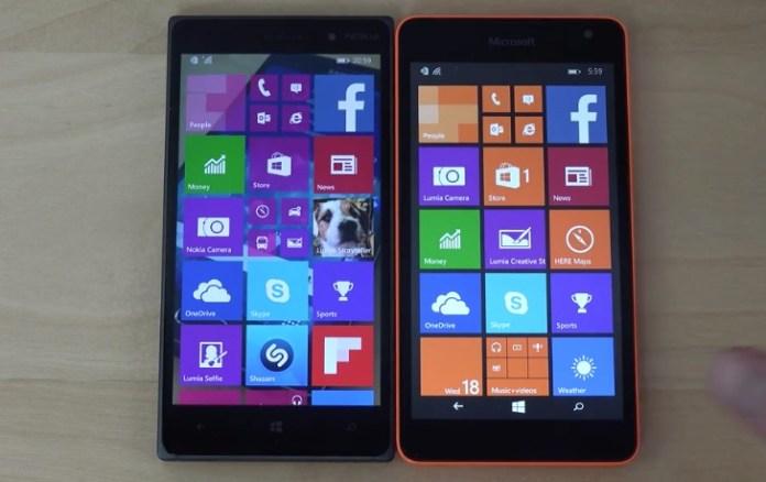 Lumia-830-Windows-10-vs-Lumia-55-WP8.1