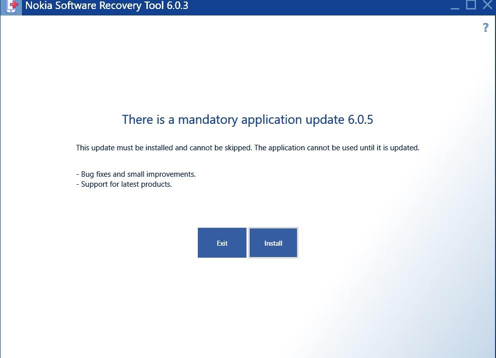 NSRT 6.0.5