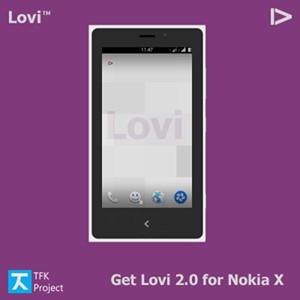Nokia X Lovi OS