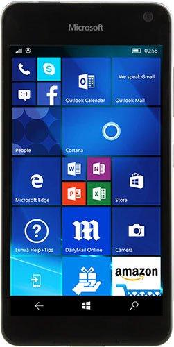 Lumia 650 press image