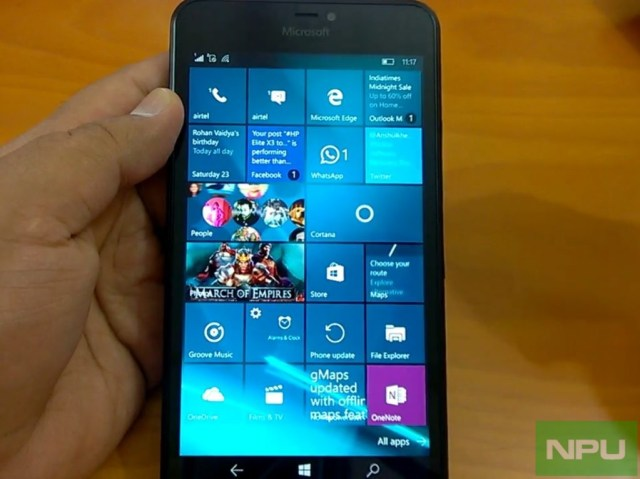 Build 14328 Hands-on