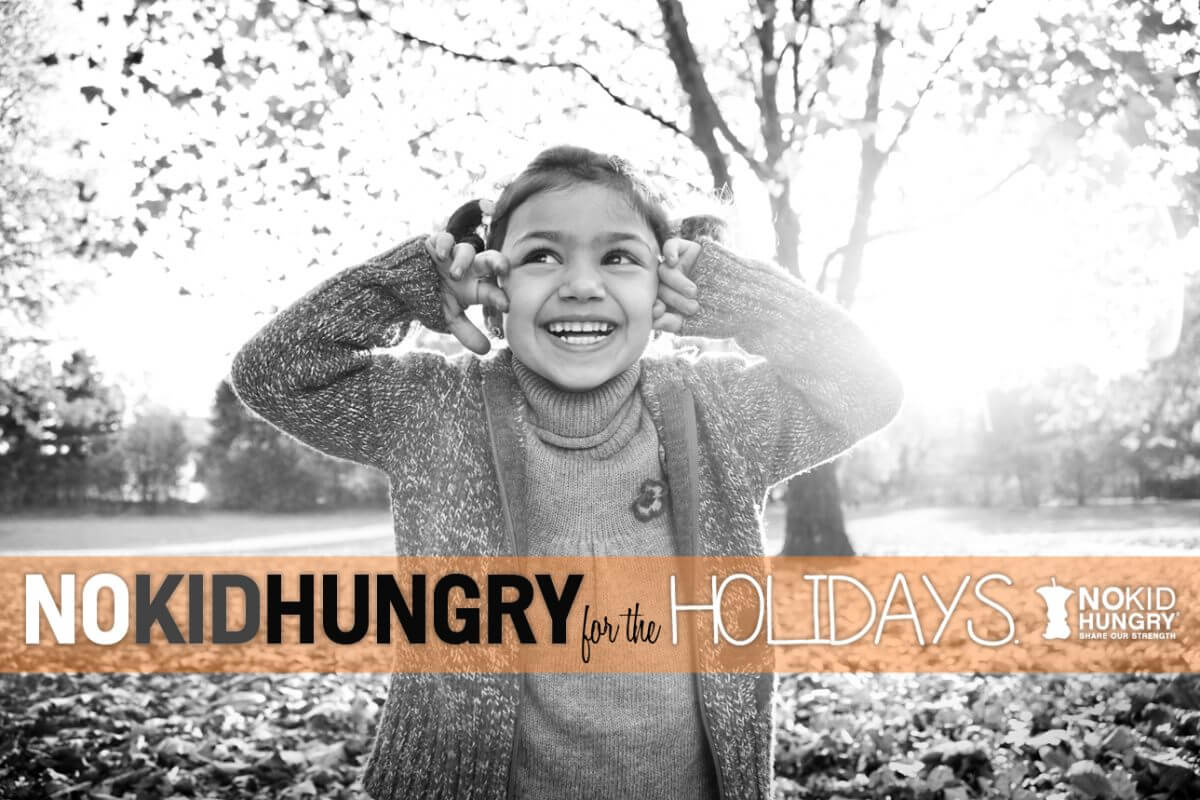 No Kid Hungry Give-A-Thon 12/20/2012 to end childhood hunger