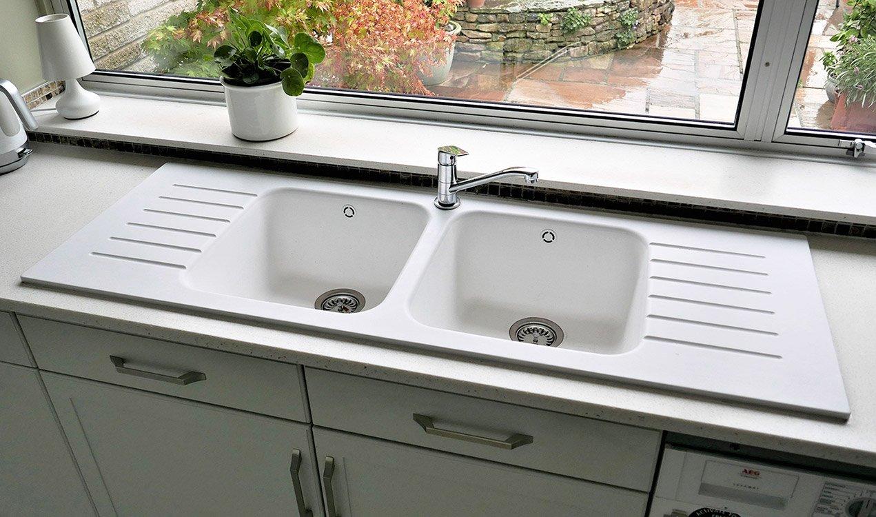 made to measure corian kitchen sinks nokk