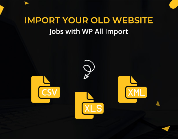 nokri wp all compatible imports