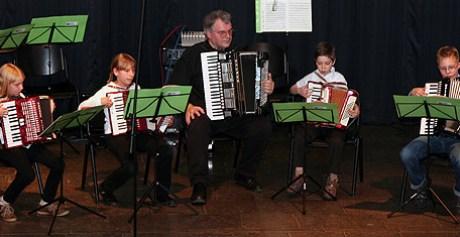 Gesamtorchester Arkkordeonorchester Buchen