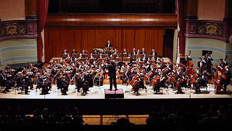Sinfonieorchester des Vereins der Musikfreunde Heidelberg