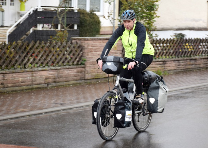 Benefiz Radtour