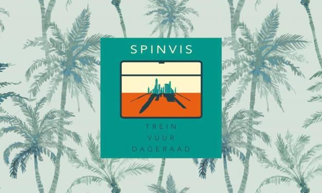 On Repeat: Trein Vuur Dageraad van Spinvis