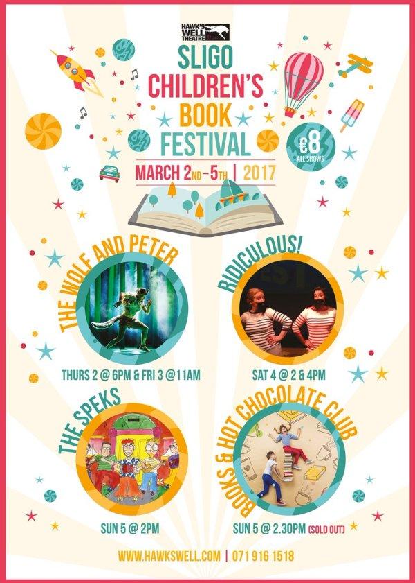 Sligo Children's Book Festival 2017 - Nolan Coaches