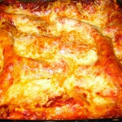Cheese – Creamy Chicken Lasagna