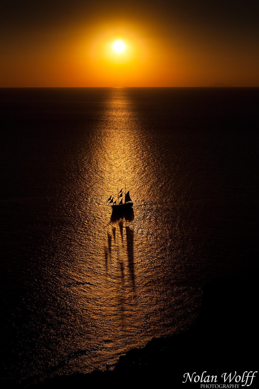 Sunset sailing (454F13625)