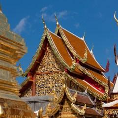Wat Phrathat Doi Suthep (454F19088)