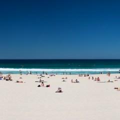 Bondi Beach panorama #2 (120 megapixels)