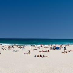 Bondi Beach panorama #3 (180 megapixels)
