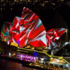 Sydney Opera House - Vivid Sydney 2014 (3J8A01181)