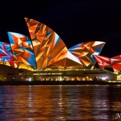 Sydney Opera House - Vivid Sydney 2014 (3J8A01362)