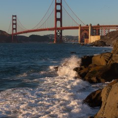 Golden Gate Bridge from Baker Beach (454F39429)