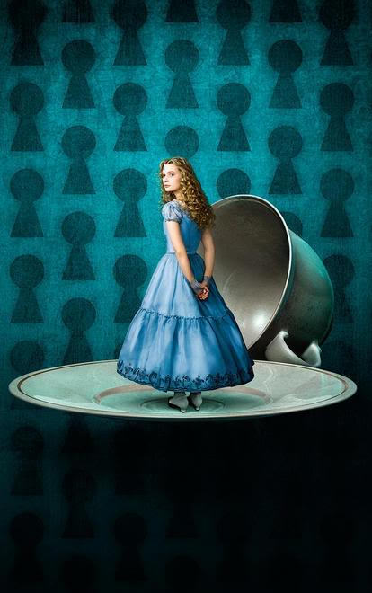 Poster de Alice in Wonderland