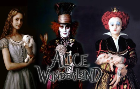 Alice in Wonderland - actoresl principales