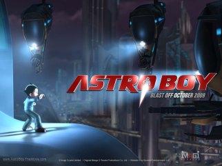 Astroboy Wallpaper 2 1024x768