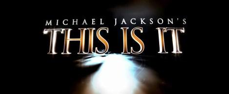 Michael Jackson This Is It movie