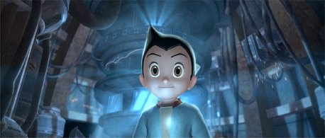 astro boy movie screenshot 1