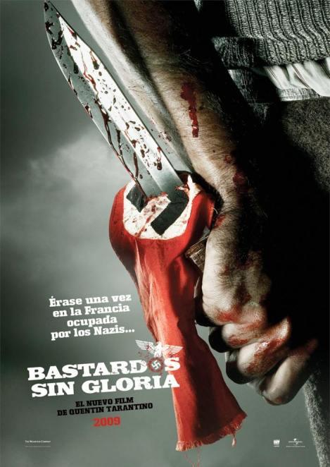 bastardos sin gloria - poster 12