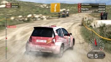 dirt2 gameplay